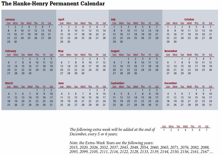 kalenderår